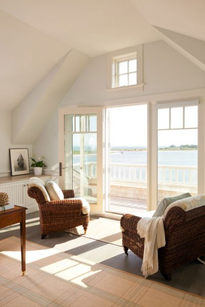 Coastal sitting room