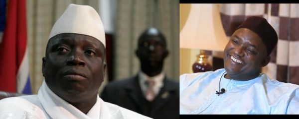 Jammeh Has Agreed To Relinquish Power & Leave The Country
