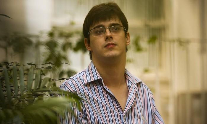 Cassiano Fernandez em Paradinha Cerebral