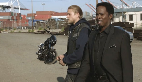 Harold Perrineau Sons of Anarchy