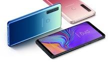 Samsung Galaxy A9 (2018) Resmi Dirilis, Smartphone 4 Kamera Belakang Pertama di Dunia