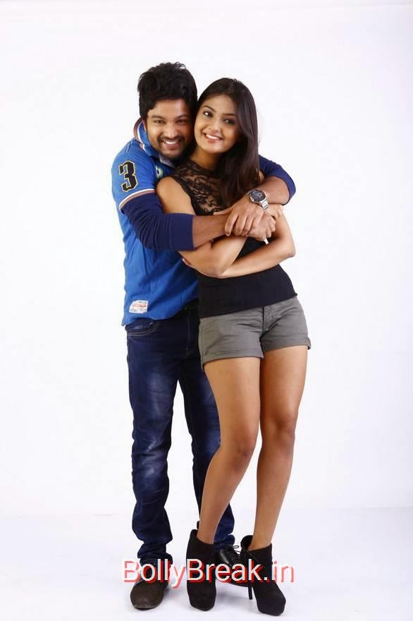 Rahul-The Bells Film Stills, Neha Deshpande hot Pics in Shorts, Black Top from The Bells Movie