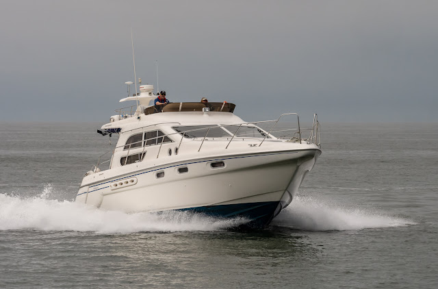 Photo of Andromeda on the Solway Firth