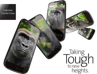 Gorilla Glass 5 la nueva tecnologia para pantallas.