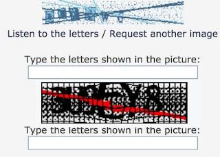 Google Removes Captcha, Captcha