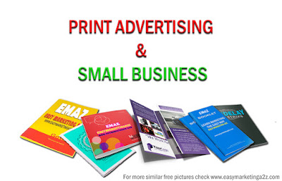 Print advertising & Small Business