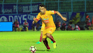 Sriwijaya FC Juarai Piala Gubernur Kaltim 2018