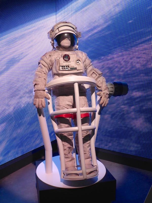 George Clooney Gravity Matt Kowalski Astronaut costume