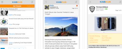 Download Aplikasi Kaskus Untuk HP Android Terbaru Gratis