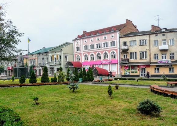 Сокаль – районный центр Львовской области