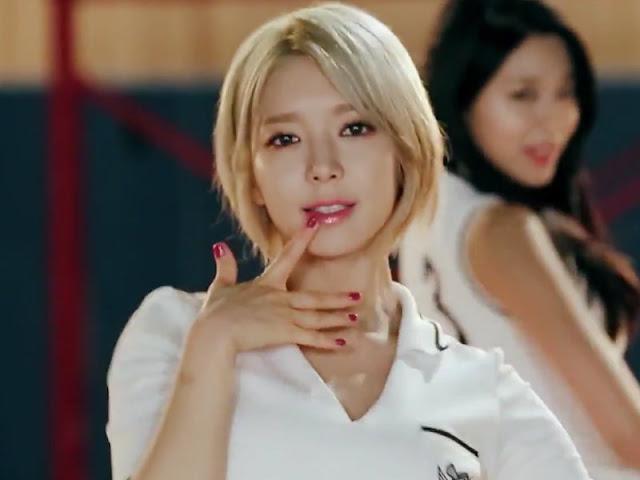 Choa Stare Heart Attack
