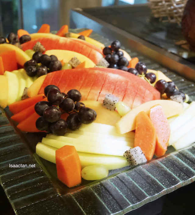 Fresh fruits, they are good for you