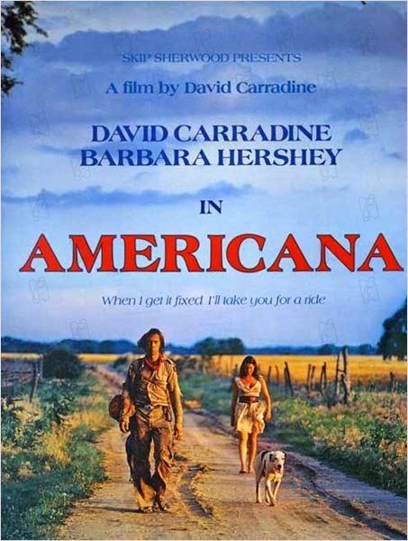 David Carradine director, David Carradine Americana, A Country Mile David Carradine, David Carradine You & Me movie