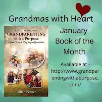 Grandmas with Heart January Book of the Month