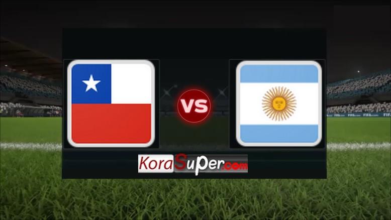 مشاهدة الأرجنتين وتشيلي 06-09-2019