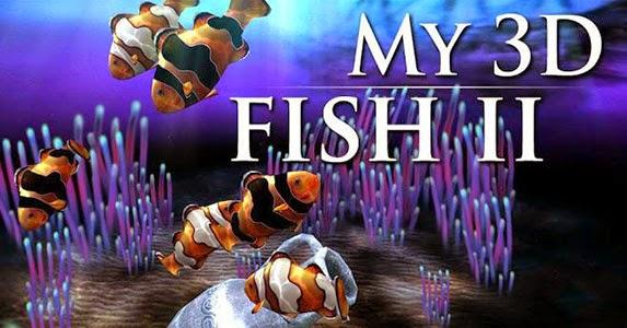 My 3D Fish II