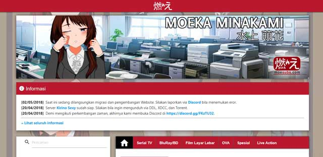 Download Film Anime Gratis Terbaik