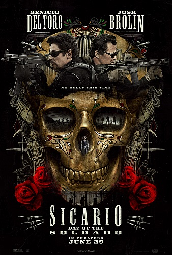 HK AND CULT FILM NEWS SICARIO DAY OF THE SOLDADO With