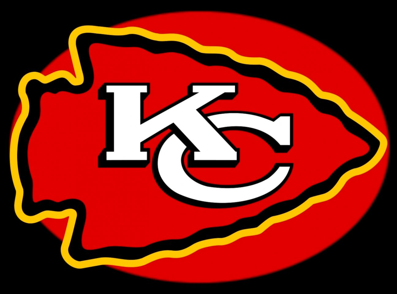 Kansas City Chiefs Logo | Zoom Wallpapers