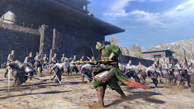 เกมสามก๊ก Dynasty Warriors 9 (Shin Sangokumusou 8)
