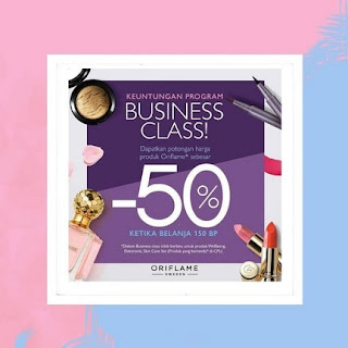 business oriflame