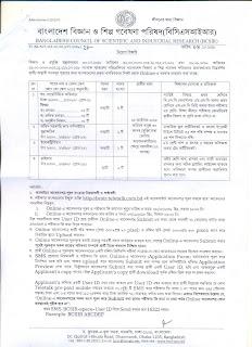 বাংলাদেশ বিজ্ঞান ও শিল্প গবেষণা পরিষদ (BCSIR)