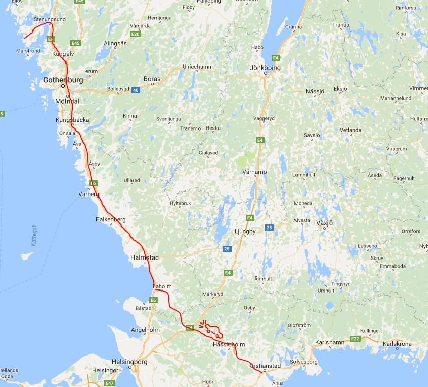 Kristianstad-Skärhamn
