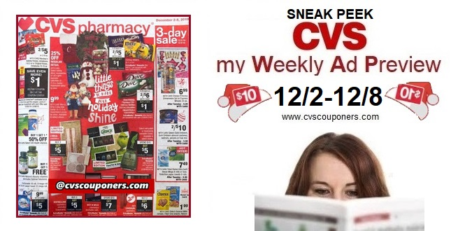 http://www.cvscouponers.com/2018/11/CVS-Weekly-Ad-Preview.html