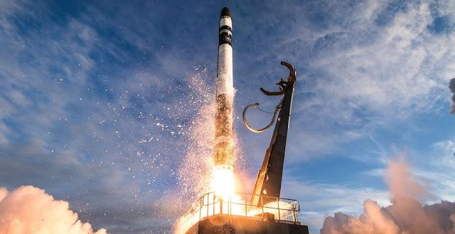 ELaNa-19 liftoff on December 16, 2018. Credit: Trevor Mahlmann