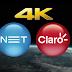 NET e Claro hdtv farão transmissão em 4K durante os Jogos Olímpicos 2016