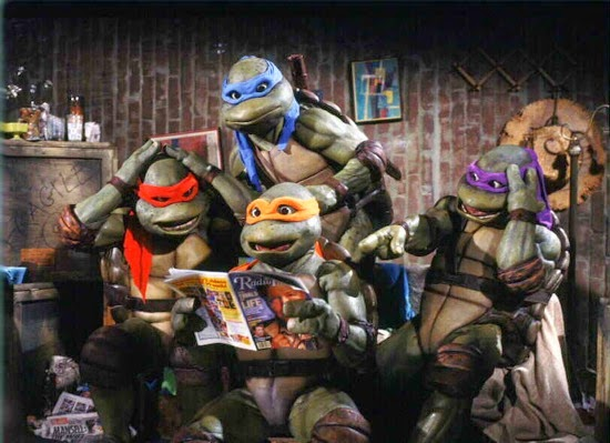 Teenage Mutant Ninja Turtles 1990 mtvretro.blogspot.com