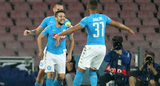 Crotone Napoli 1-2 video highlights Serie A