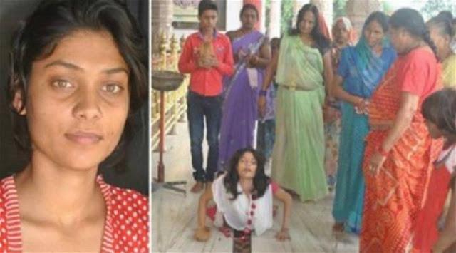 لن تتخيل ماذا قدمت هذه الطالبة الجامعية الهندية  من اجل تحقيق أمنياتها !! حادثة مروعة الحمد لله على نعمة العقل !