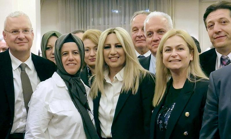 Κάλεσμα Φώφης Γεννηματά για στήριξη στον υποψήφιο Περιφερειάρχη ΑΜ-Θ Κωστή Σιμιτσή