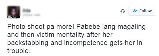 Get Real Post Writer on Leni's Resignation: 'She Has More Time for Photo Shoots & Guest Appearances in Talk Shows.'