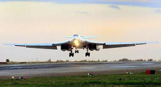 Bomber Strategis Tupolev Tu-160M2