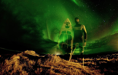 Ian Battrick Iceland Northern Lights