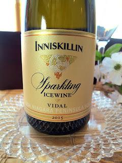 Inniskillin Vidal Sparkling Icewine 2015 (89 pts)