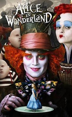 Alice In Wonderland [2010][DVD R1][Latino]
