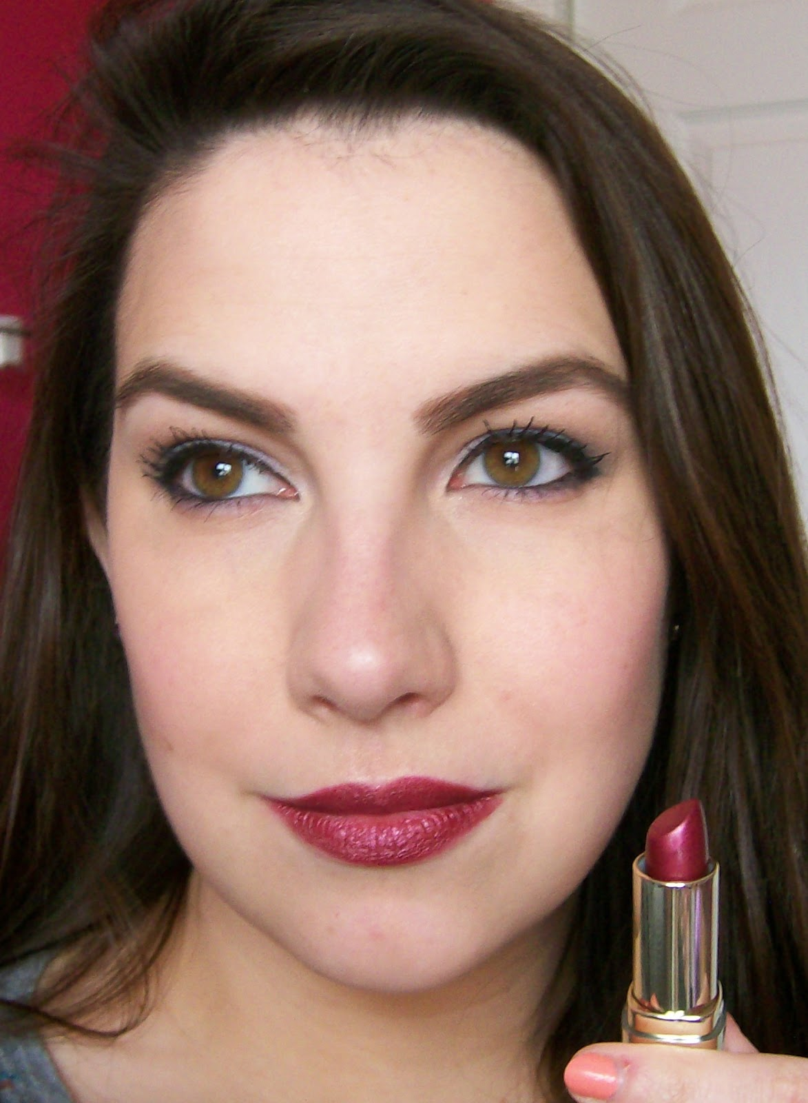 Milani Color Statement Lipstick: Plums & Berries