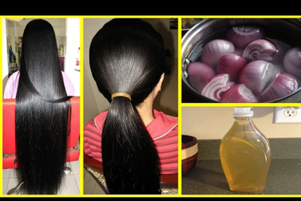 Grow Longer and Thicker Hair With This Natural Hair Growth Treatment