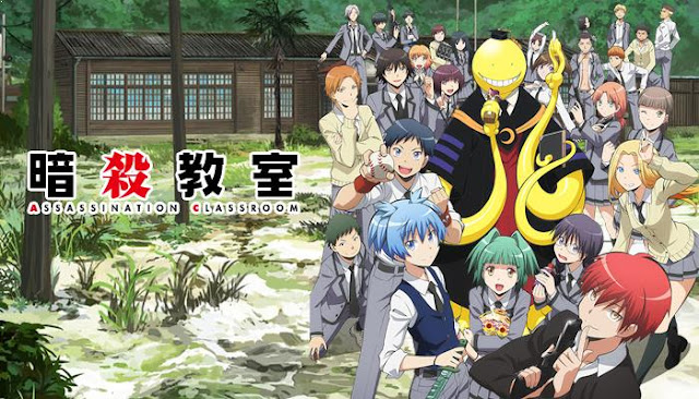 Assassination Classroom (Ansatsu Kyouhitsu) - Top Anime Overpower (Main Character Strong from the Beginning)
