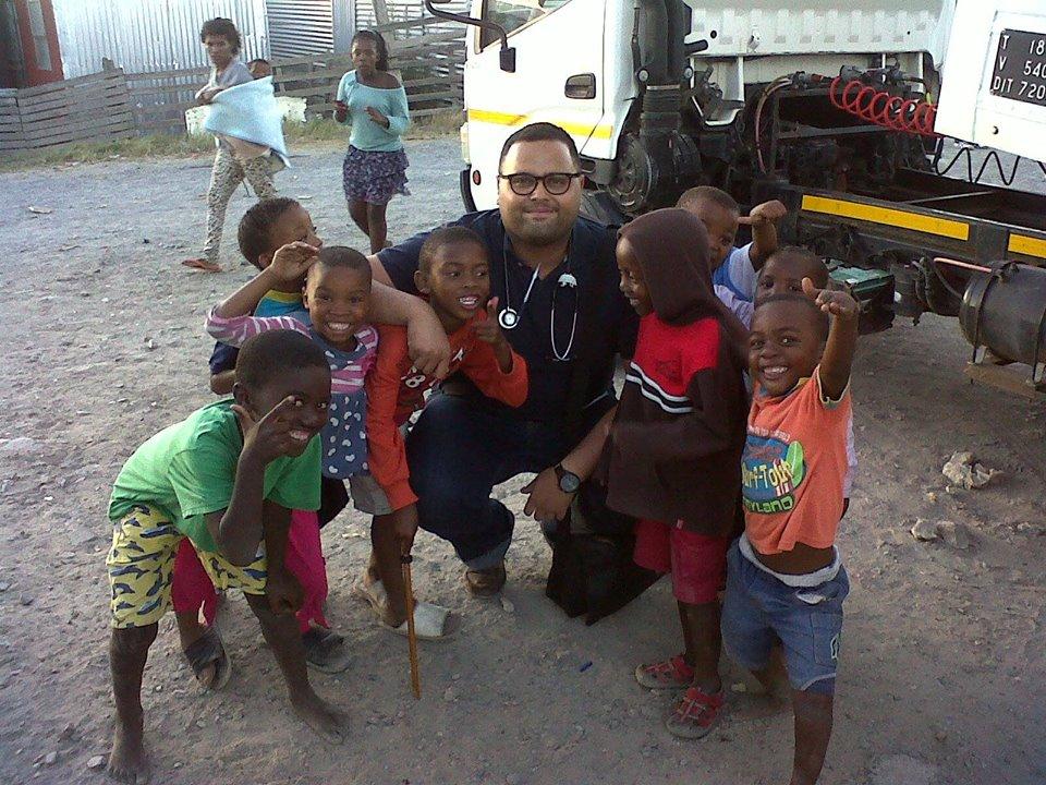 a career in medicine in south africa