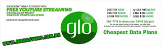 How To Enjoy The New Glo YouTube Data Offer For Unlimited Videos Streaming