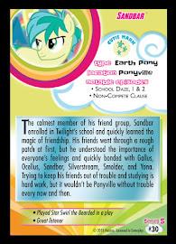 MLP Sandbar Series 5 Trading Card