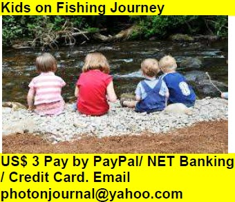 Kids on Fishing Journey Book Store Hyatt Book Store Amazon Books eBay Book  Book Store Book Fair Book Exhibition Sell your Book Book Copyright Book Royalty Book ISBN Book Barcode How to Self Book