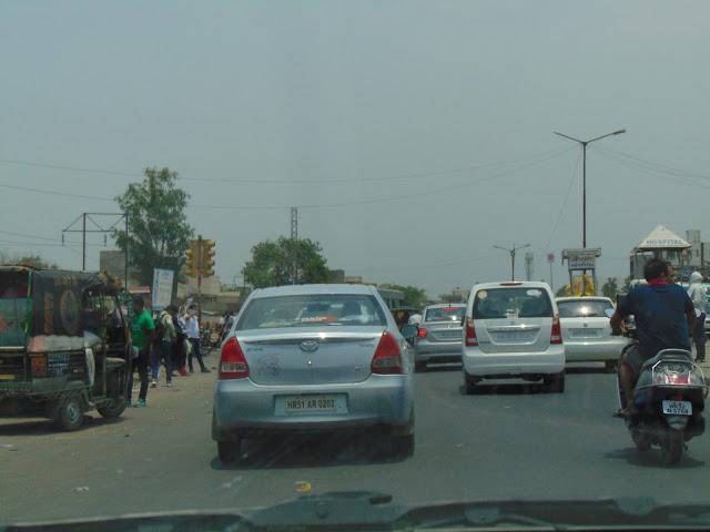 delhi border