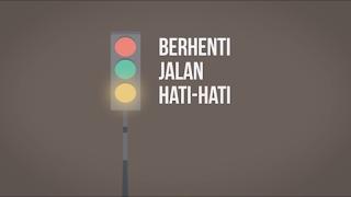 diganti arti warna lalu lintas
