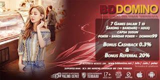 Cashback 2x Situs Judi Domino Online Terpercaya