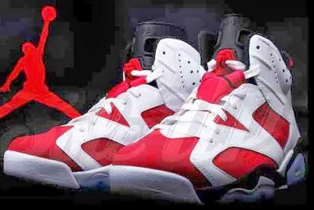 9b2d07f19ed3 THE SNEAKER ADDICT  2014 Air Jordan 6 VI Carmine Sneaker (Detailed ...